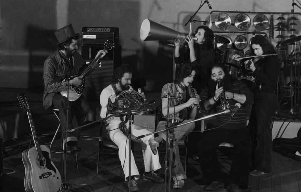 Il Banco del Mutuo Soccorso, una delle più grandi band del Progressive italiano