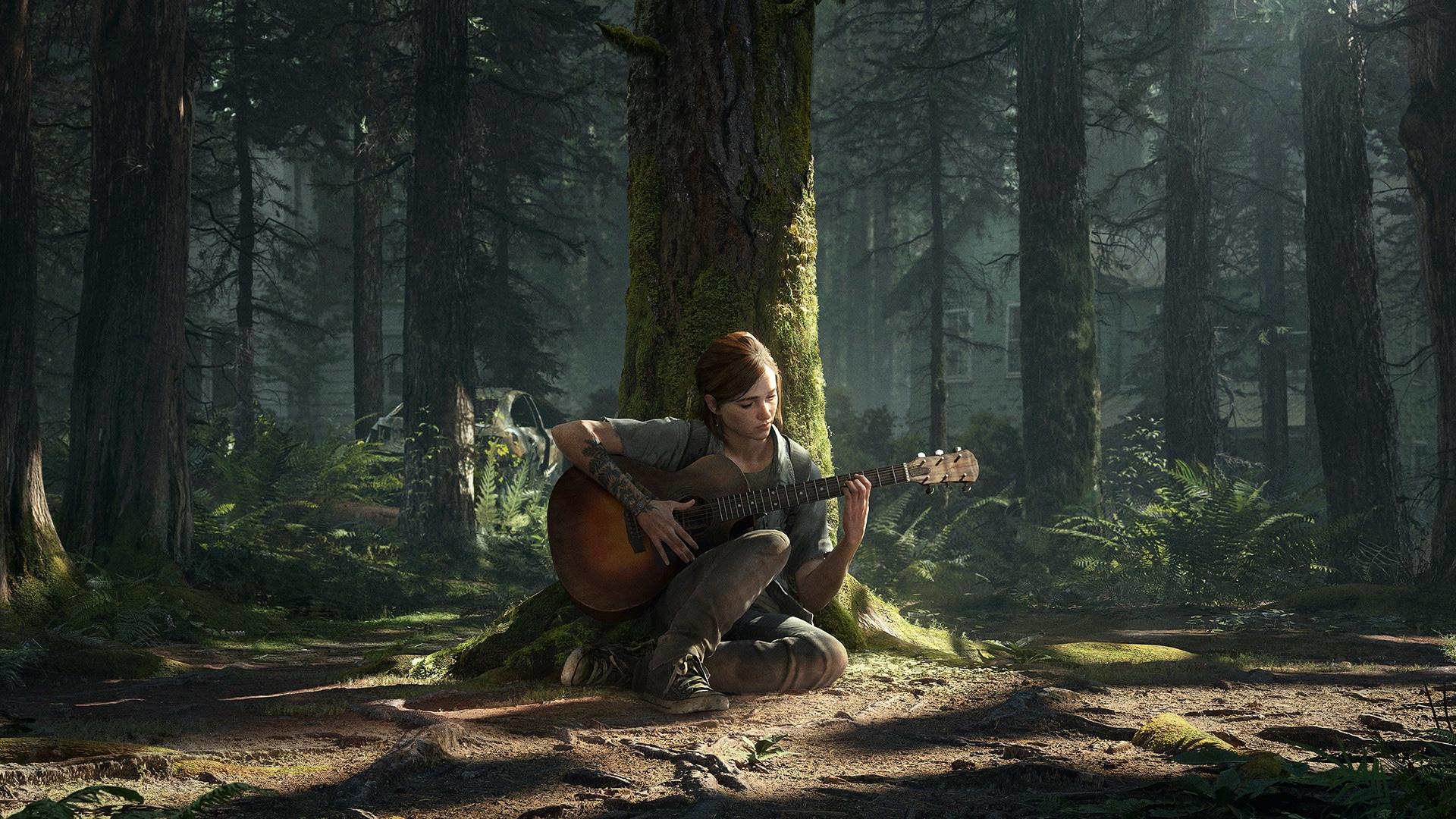 The Last of Us Part II: quando la musica è protagonista