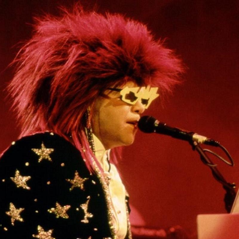 Musica Anni 80: Elton John