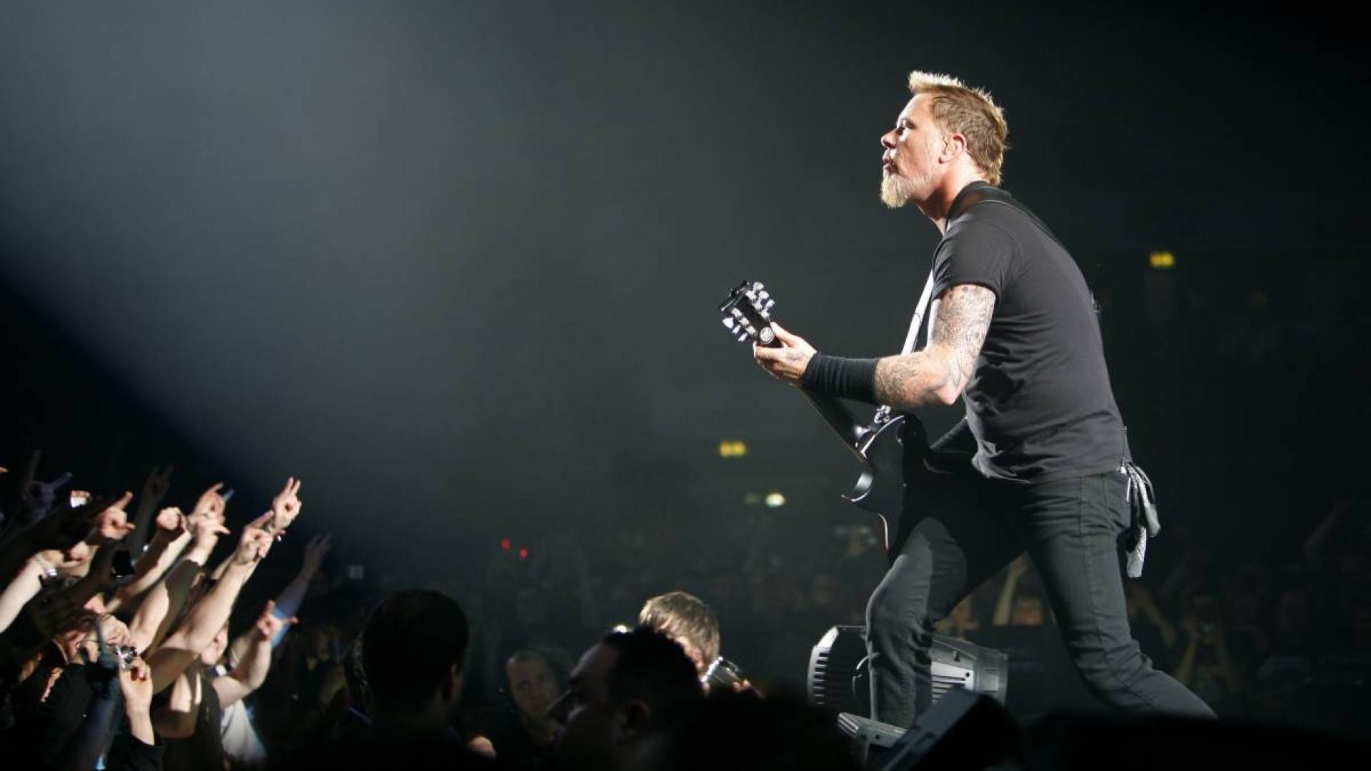 10 Curiosità sui Metallica