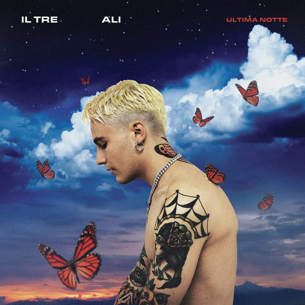 IL TRE nuovo album ali