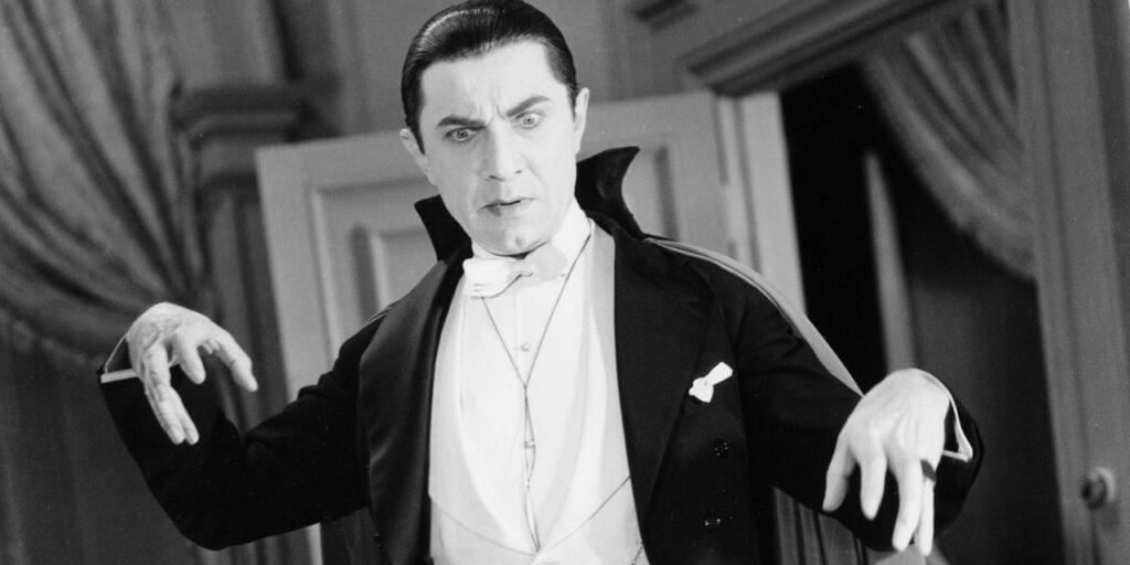 Bela Lugosi as Dracula 1931